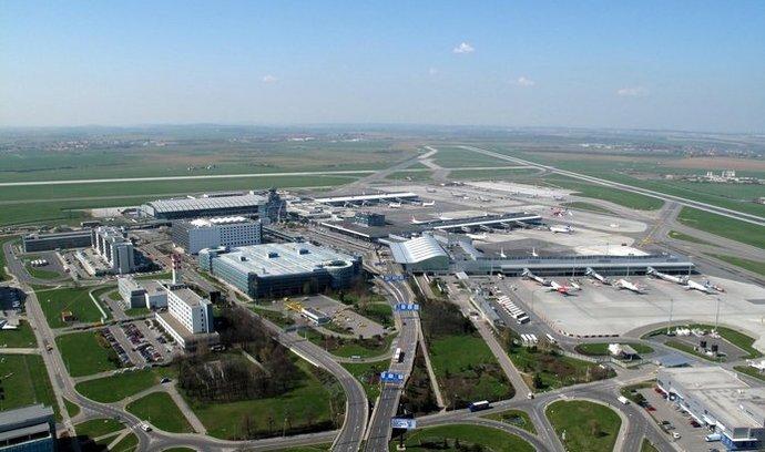 současná podoba pražského letiště