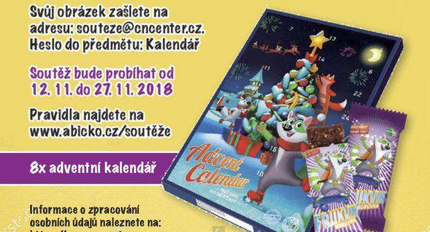 """Pravidla soutěže časopisu Mateřídouška """"Originální adventní kalendář"""""""