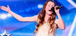 Talentovaná Britka.