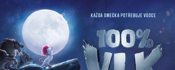 Vyhrajte s Nedělním Bleskem ceny k filmu 100% Vlk