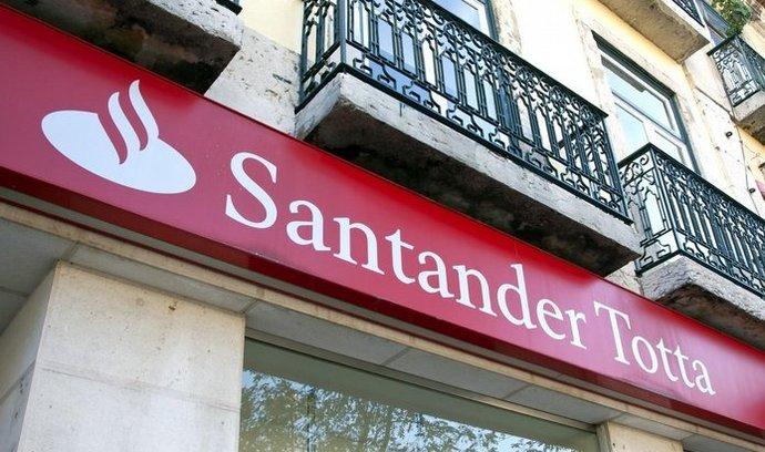 Španělská banka Santander