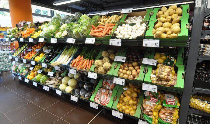Spar, supermarket