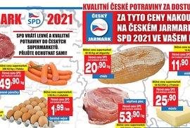Na jarmarku SPD došly brambory za dvě koruny. Záhy propukly nepokoje a rabování,…