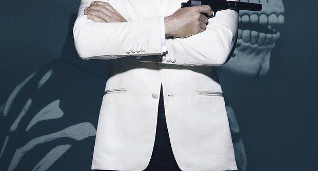 Nové Spectre: Elegán James Bond na novém plakátu