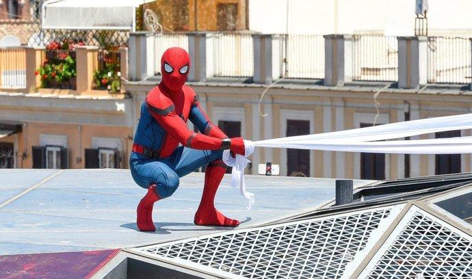Filmový hrdina Spider-Man