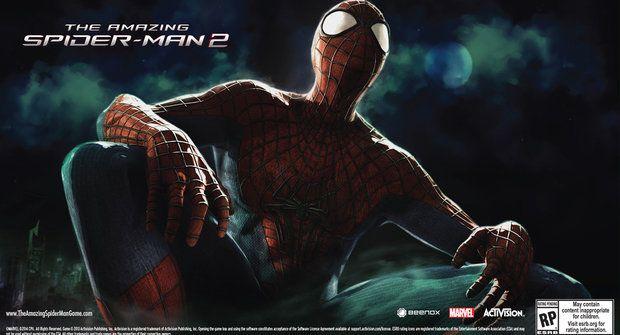 Chaos v ulicích: Amazing Spider-Man 2 chystá vlastní hru