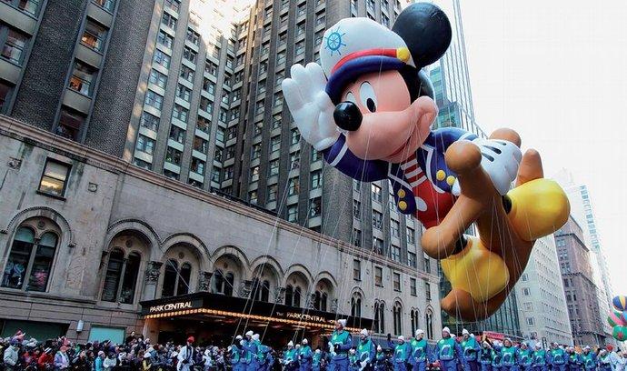 Mickey Mouse Walta Disneyho