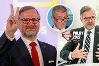 Lídr Spolu Fiala po volebním vítězství pro Blesk: Doufám, že Babiš nesloží mandát!