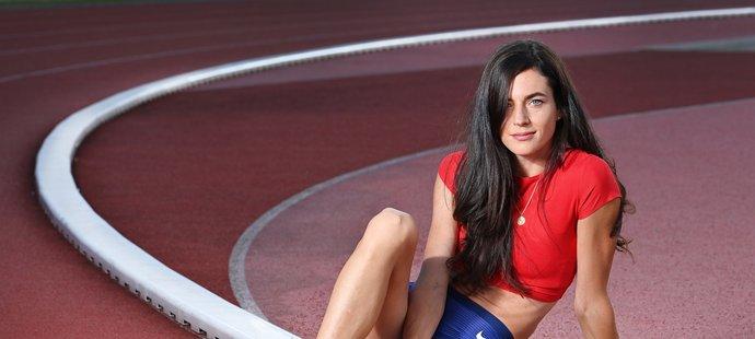 Kristiina Mäki si v Tokiu posouvala osobní rekordy, jaká je její atletická i osobní cesta?