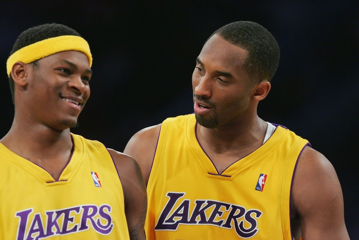 Smush Parker a Kobe Bryant, spoluhráči, kteří se ignorovali, až se z nich stali nepřátelé