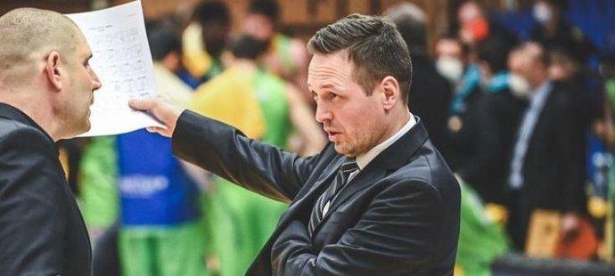 Novým trenérem basketbalistů Nymburka bude dosavadní asistent Aleksander Sekulič.