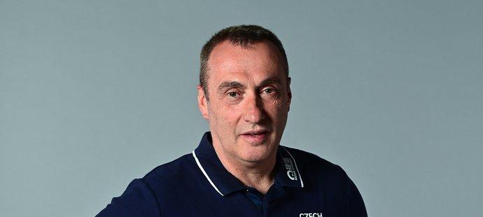 Ronen Ginzburg, trenér české basketbalové reprezentace