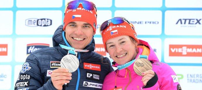 Čeští medailisté ze ZOH dostanou od státu víc peněz, realizačnímu týmu zaplatí sami