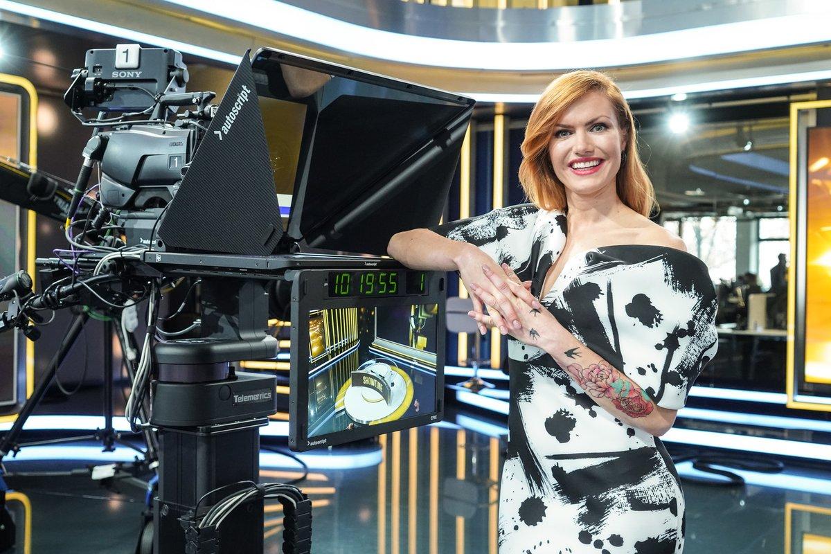 Biatlonová šampionka Gabriela Koukalová má novou roli, uvádí pořad Showtime na CNN Prima News
