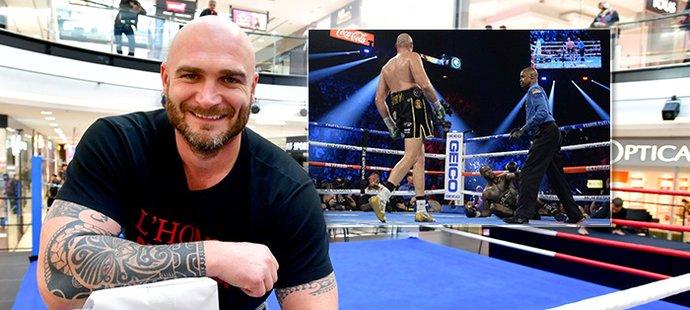 Jak vidí Rudolf Kraj zápas Tysona Furyho s Deontayem Wilderem?