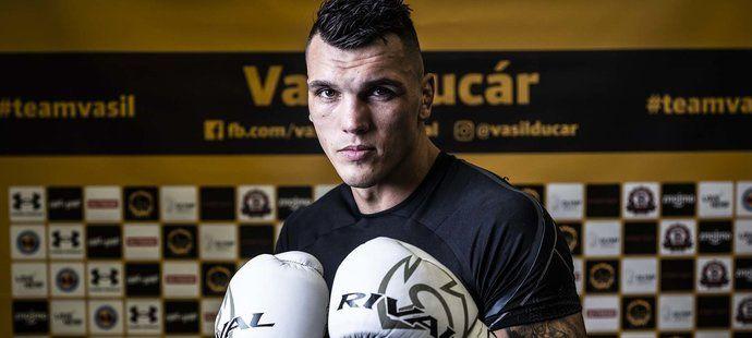 Český boxer Vasil Ducár se s Ryanem Rozickým utká 11. září v Sydney
