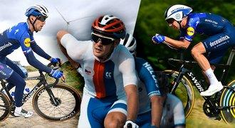 Češi mezi elitou cyklistů: stálice Štybar, olympijský uprchlík i talent