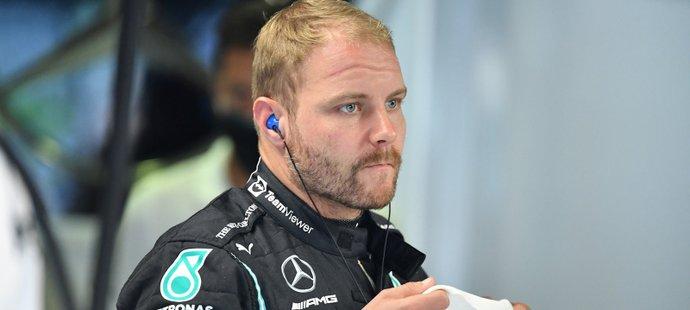 Valtteri Bottas po sezoně opustí Mercedes