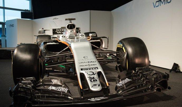 Vůz Force India