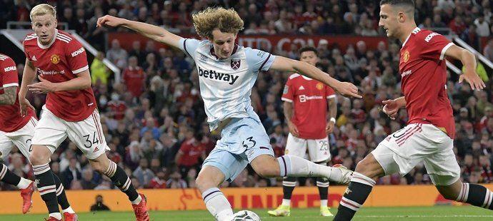 Alex Král při svém prvním startu za West Ham