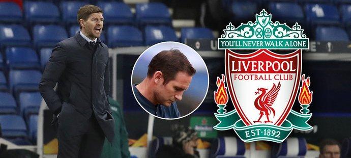 Nedopadni jako Lampard, radí legenda Gerrardovi. Liverpool kolem něj kvůli úspěchům Rangers krouží