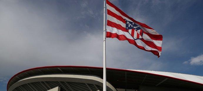 Moderní stadion Atlétika Madrid Wanda Metropolitano