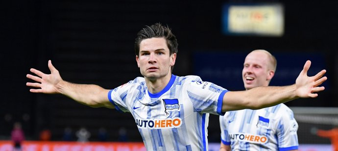 Hertha v bundeslize otočila zápas s Fürthem