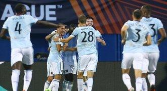 West Ham vstoupil do EL výhrou v Záhřebu, Rangers doma padli s Lyonem