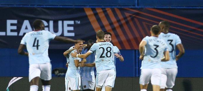 West Ham vstoupil do Evropské ligy vítězně