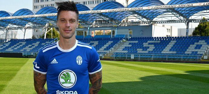 Václav Kadlec podepsal roční smlouvu v Mladé Boleslavi
