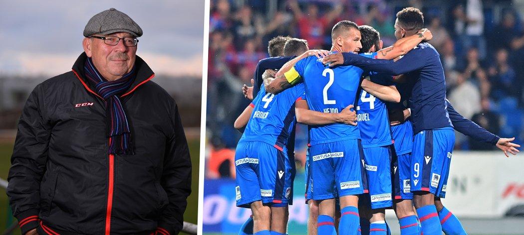 František Chvalovský stojí za jedním ze zájemců o fotbalovou Plzeň