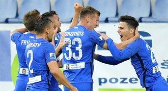 SESTŘIHY: Slavia ovládla vršovické derby, Sparta remizovala s Jabloncem