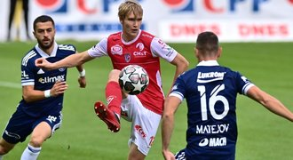 ONLINE + VIDEO: Pardubice - Zlín 0:0. Hosté nastřelili dvakrát tyč
