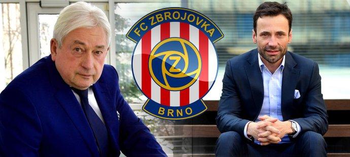 Jak reaguje konkurence na možnost, že by Sport Invest koupil Zbrojovku Brno?