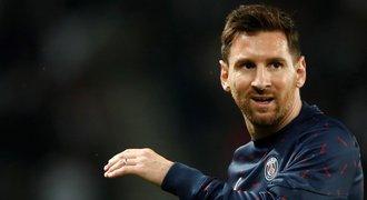 Messi zpátky z marodky, v kádru už proti City. Na PSG si zvyká, řekl kouč