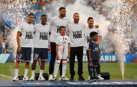 Nové hvězdy PSG se představují