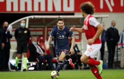 Unikátní debut je tady! Legendární Lionel Messi při svém prvním startu za PSG v duelu s Remeší
