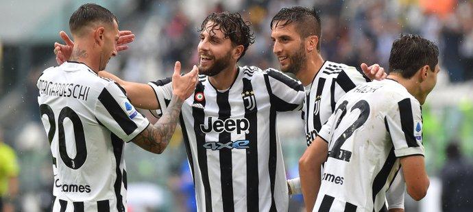 Juventus dokázal vyhrát podruhé za sebou