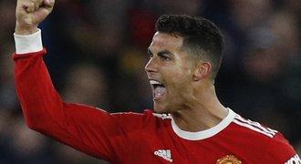 LM: Super obrat United, rozhodl Ronaldo! Výhry Bayernu i Barcelony