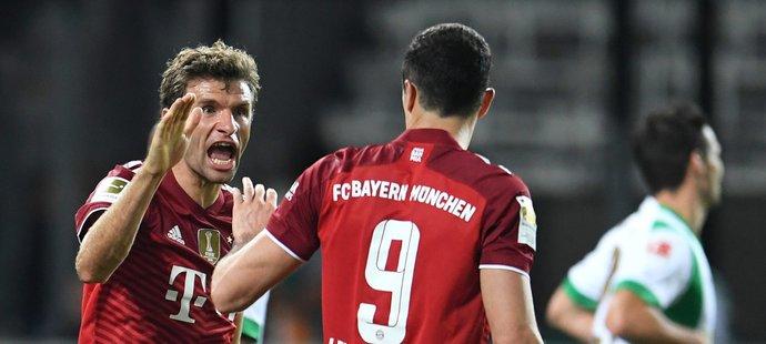 Bayern potvrdil ve Fürthu roli favorita
