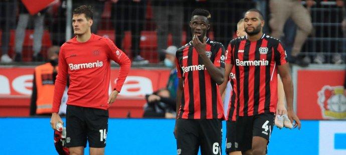 Schick mírnil výprask. Chyběla podpora, Bayern nakopla osudná pasáž