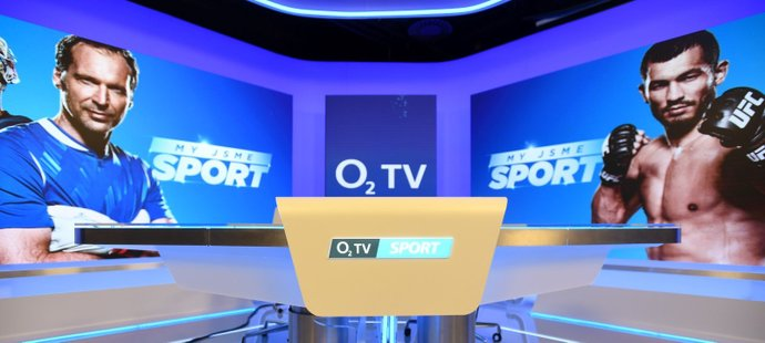 Televizní stanice O2 TV vstoupí do nové sezony FORTUNA:LIGY s unikátním studiem