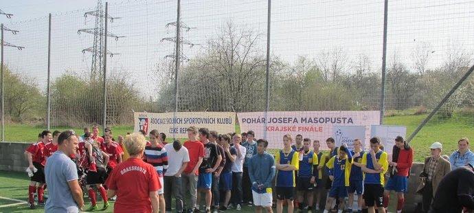 V Poháru Josefa Masopusta středoškolských výběrů vládne Praze SOŠ SZ Učňovská Jarov