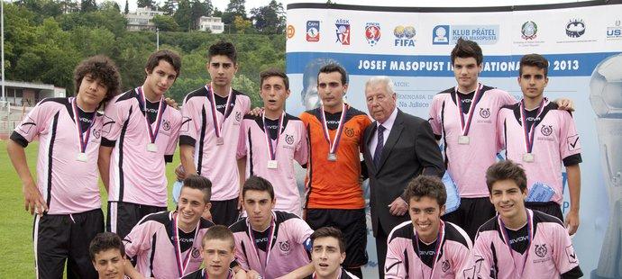 Vítězové italské části mezinárodního poháru