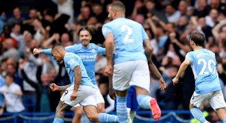 ONLINE: Chelsea - City 0:1, za West Ham Souček a Coufal, Král na lavičce