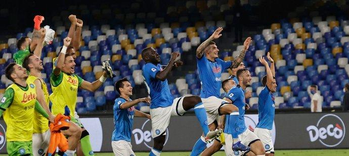 Neapol je v italské lize dál stoprocentní