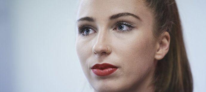 Bývalá gólmanka Slavie Barbora Votíková