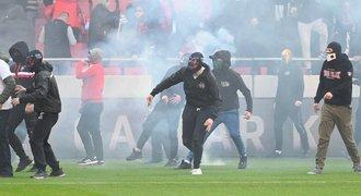 Tresty za řádění na Slovensku. Trnava a Spartak zaplatí přes milion