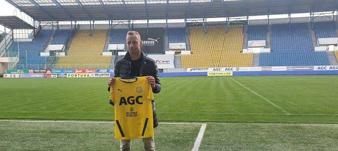 Teplice potvrdily Jiřího Jarošíka jako hlavního trenéra