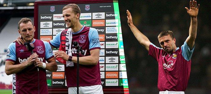 Čeští fotbalisté, kteří se prosadili v anglickém West Hamu